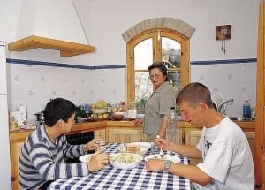 Family-Accommodation