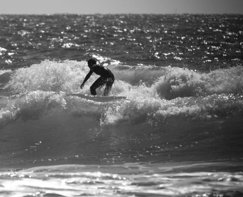 Figure surfing